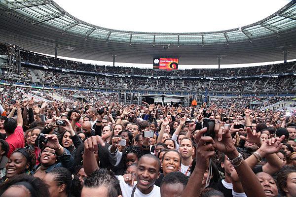 Nuit Créole au Stade de France, un succès : | La Tribune des Antilles
